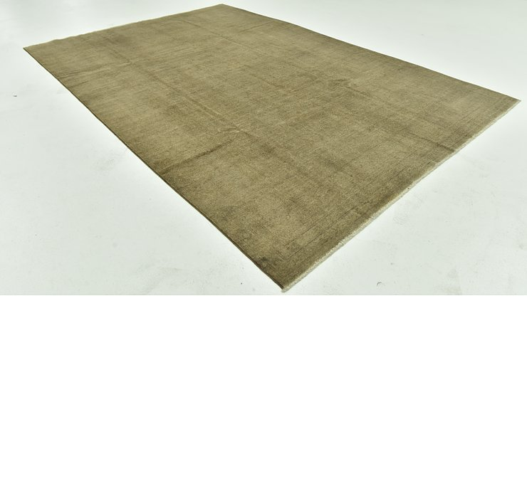 6' 6 x 9' 9 Over-Dyed Ziegler Rug