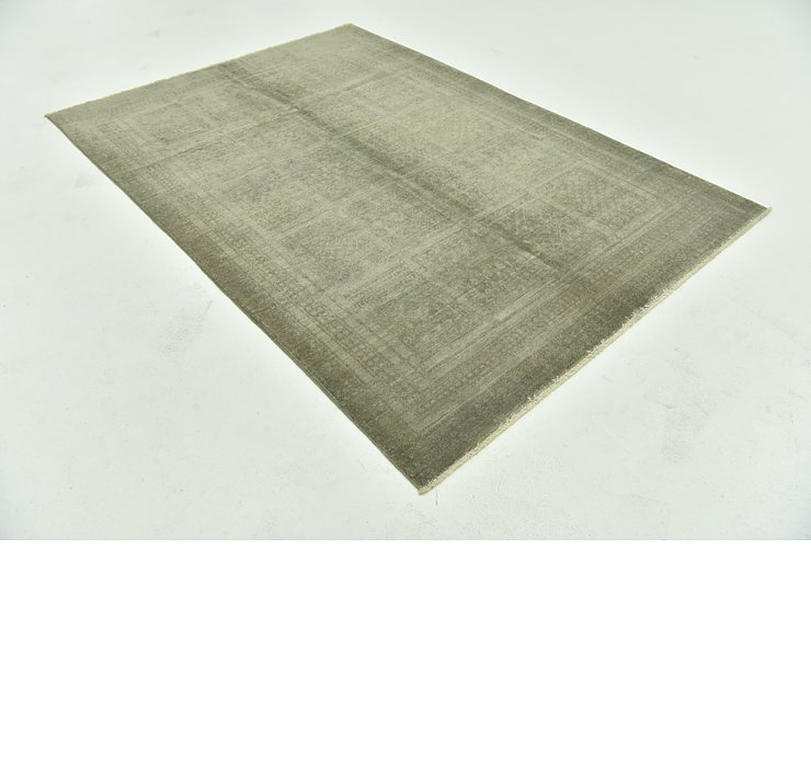 5' 3 x 7' 5 Over-Dyed Ziegler Rug