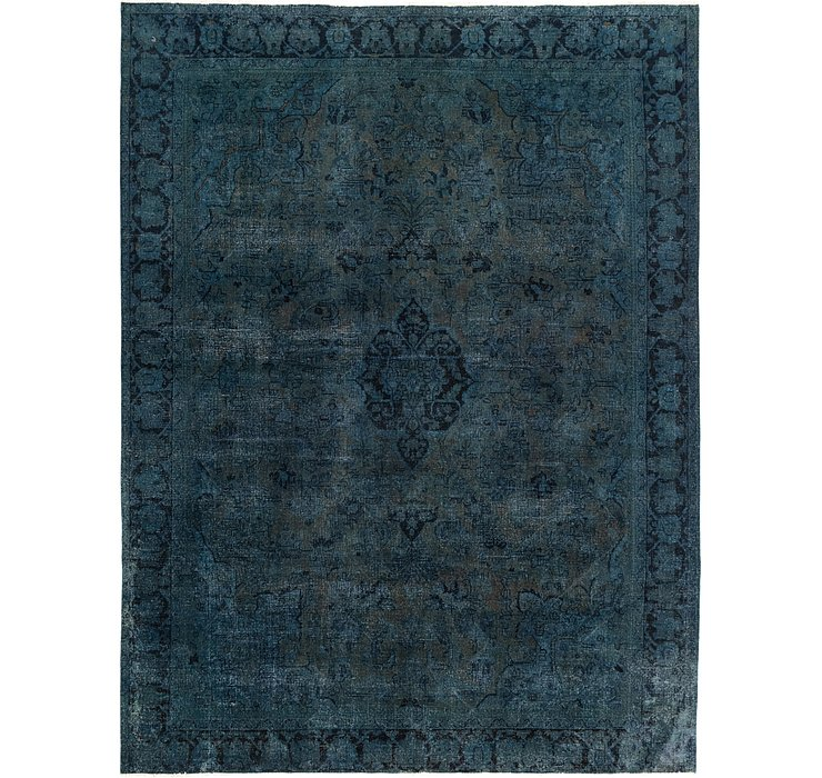 10' x 13' 2 Ultra Vintage Persian Rug