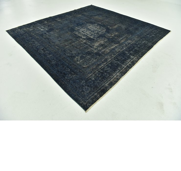 9' x 9' 3 Ultra Vintage Persian S...