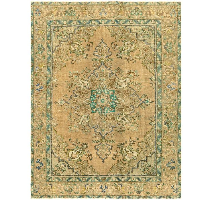 7' x 9' 1 Ultra Vintage Persian Rug