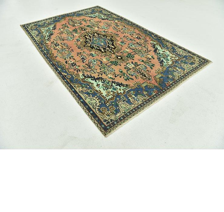5' 5 x 8' 5 Ultra Vintage Persian Rug