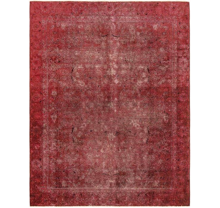 9' 2 x 11' 7 Ultra Vintage Persian Rug