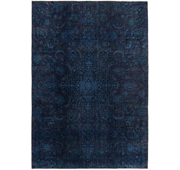 215cm x 315cm Ultra Vintage Persian Rug