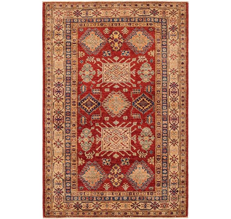 125cm x 183cm Kazak Oriental Rug
