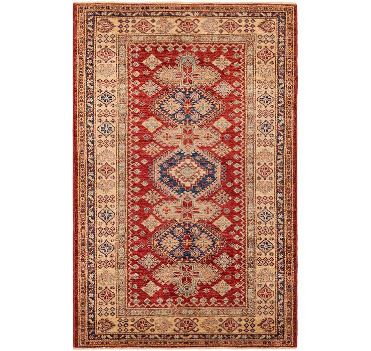 117cm x 185cm Kazak Oriental Rug