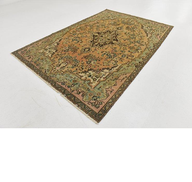 5' 8 x 8' 5 Ultra Vintage Persian Rug
