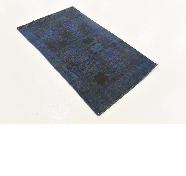 2' x 4' 11 Ultra Vintage Persian Rug
