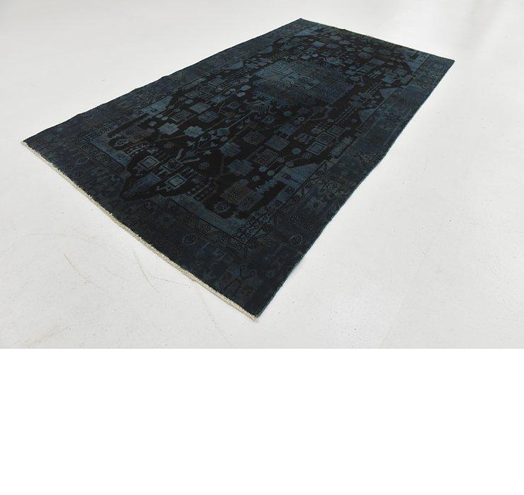 4' 10 x 8' 8 Ultra Vintage Persian Rug