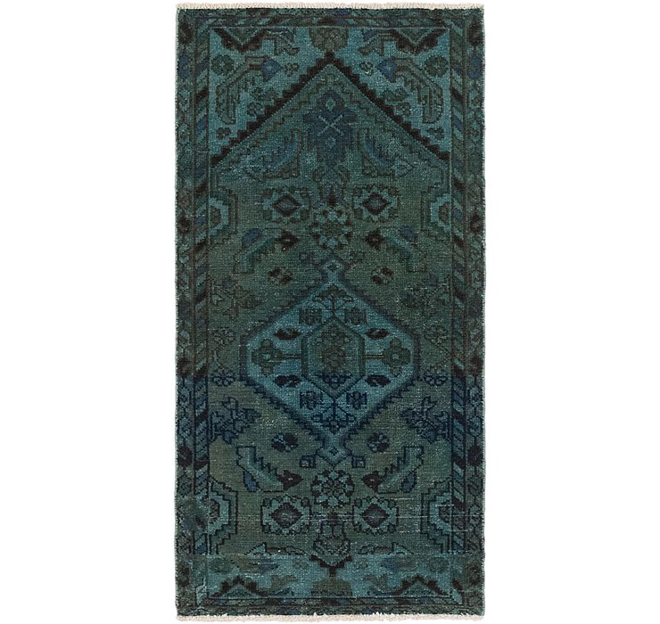 2' 5 x 4' 11 Ultra Vintage Persian Rug