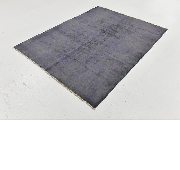 147cm x 188cm Over-Dyed Ziegler Rug