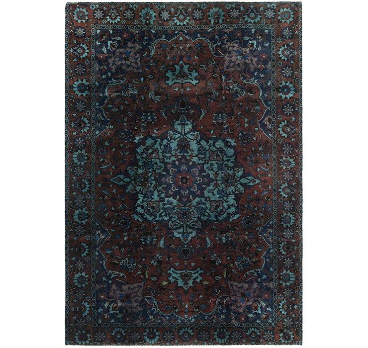 6' 6 x 9' 9 Ultra Vintage Persian Rug
