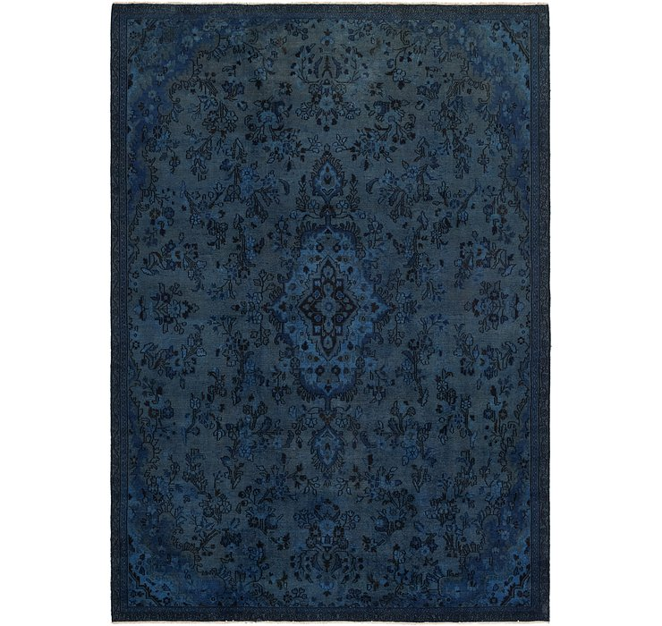 8' 1 x 11' 7 Ultra Vintage Persian Rug
