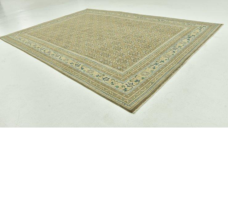 9' 4 x 13' 4 Ultra Vintage Persian Rug