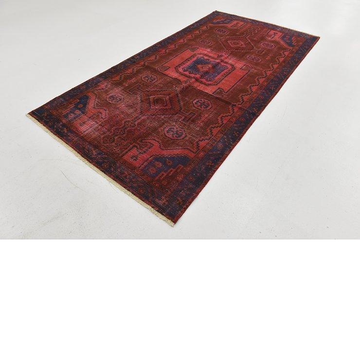 142cm x 282cm Ultra Vintage Persian R...
