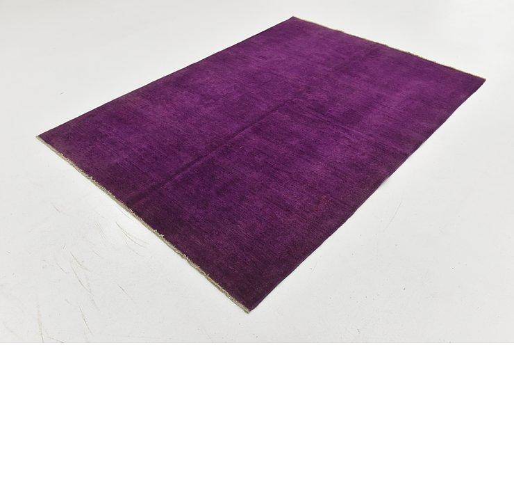 150cm x 208cm Over-Dyed Ziegler Rug