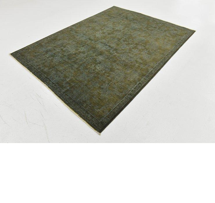 170cm x 225cm Over-Dyed Ziegler Rug