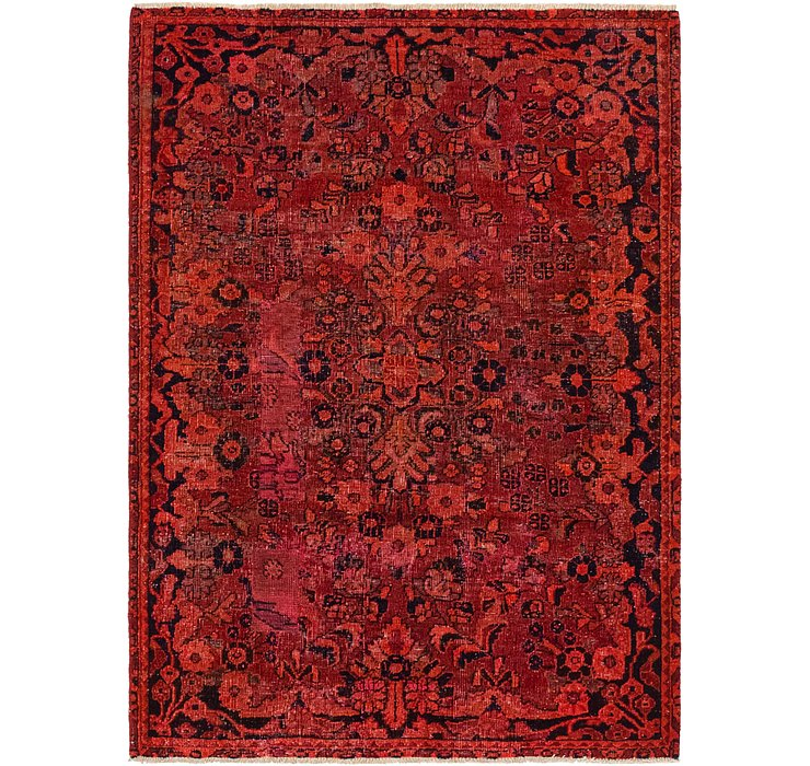 3' 11 x 5' 4 Ultra Vintage Persian Rug