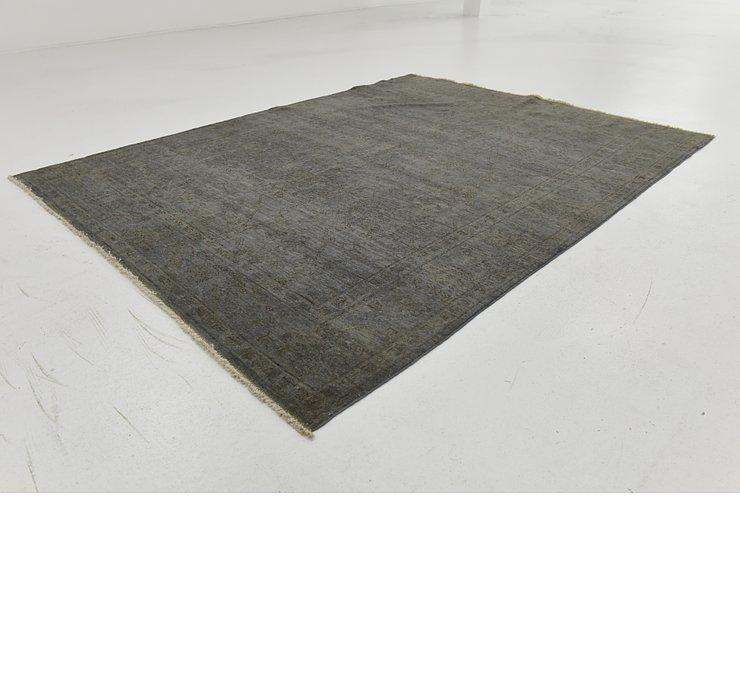 165cm x 215cm Over-Dyed Ziegler Rug