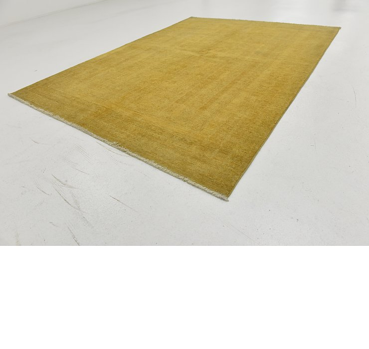 4' 10 x 6' 6 Over-Dyed Ziegler Rug