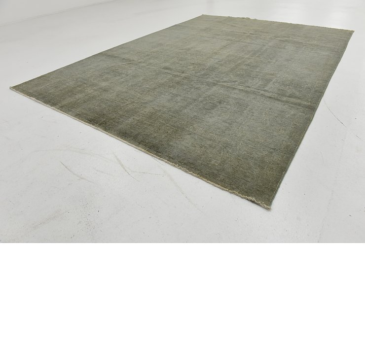 6' 5 x 9' Over-Dyed Ziegler Rug
