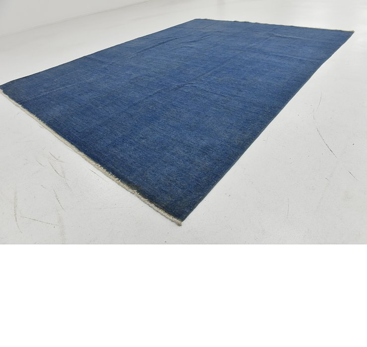 6' 1 x 7' 11 Over-Dyed Ziegler Rug