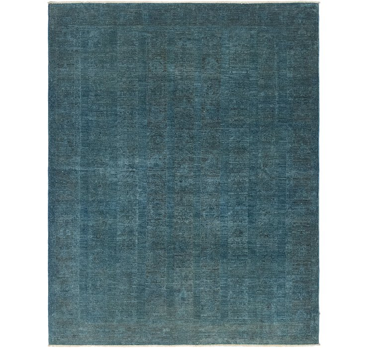 5' 8 x 7' 2 Over-Dyed Ziegler Rug