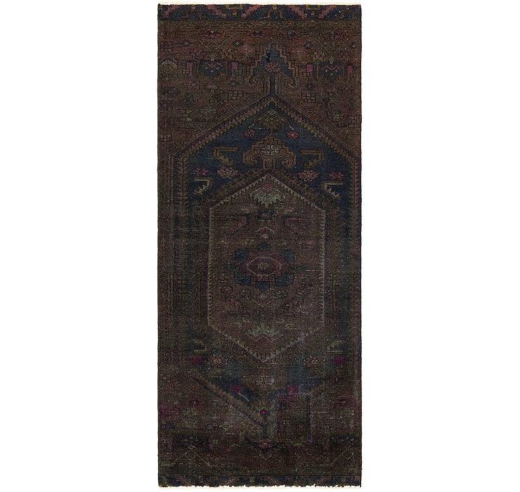 80cm x 195cm Ultra Vintage Persian R...