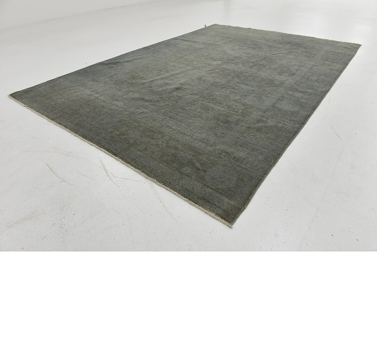 6' x 8' 10 Over-Dyed Ziegler Rug