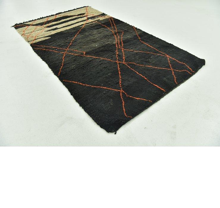5' 5 x 9' 2 Moroccan Rug