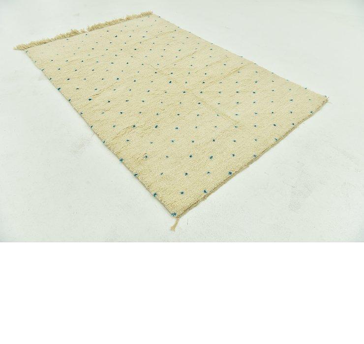5' x 7' 5 Moroccan Rug