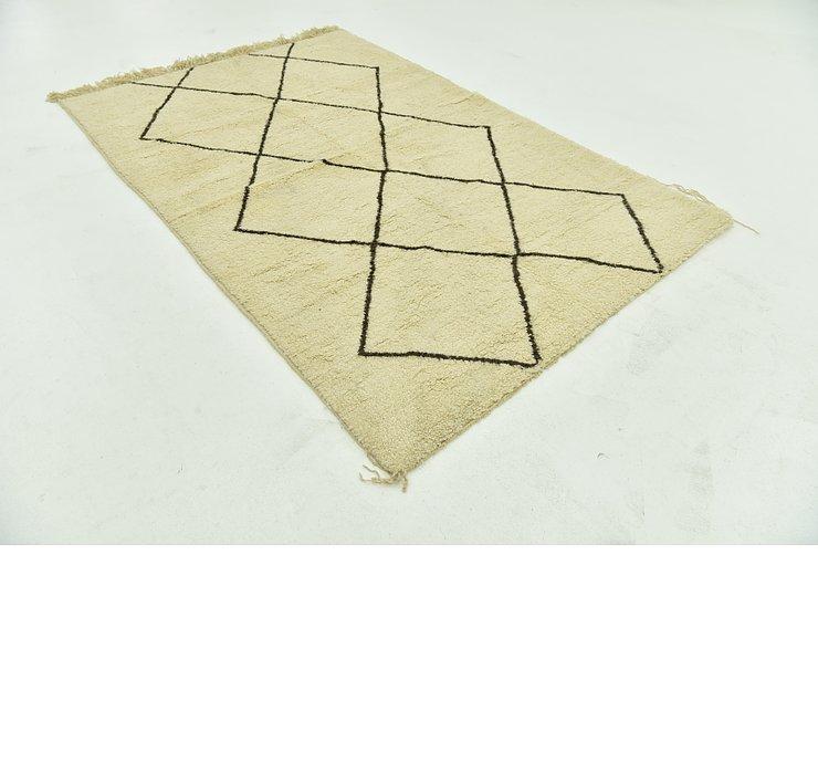 5' 3 x 8' 2 Moroccan Rug