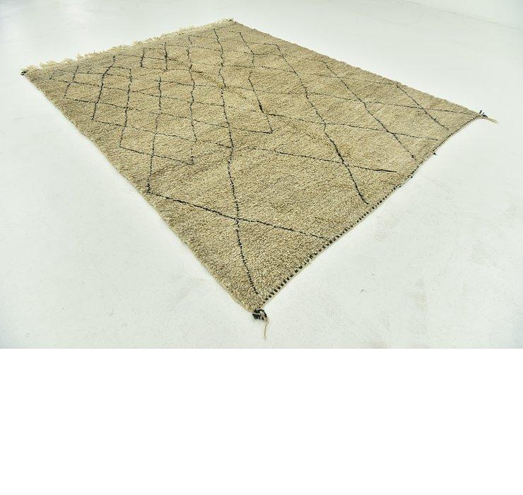 7' 4 x 9' 5 Moroccan Rug