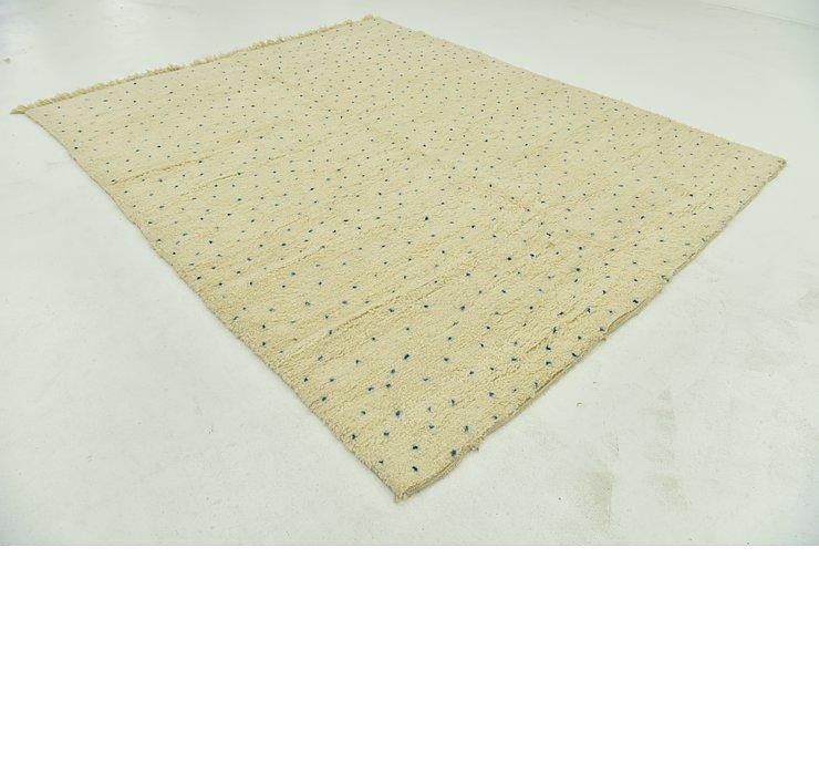 8' x 10' 3 Moroccan Rug