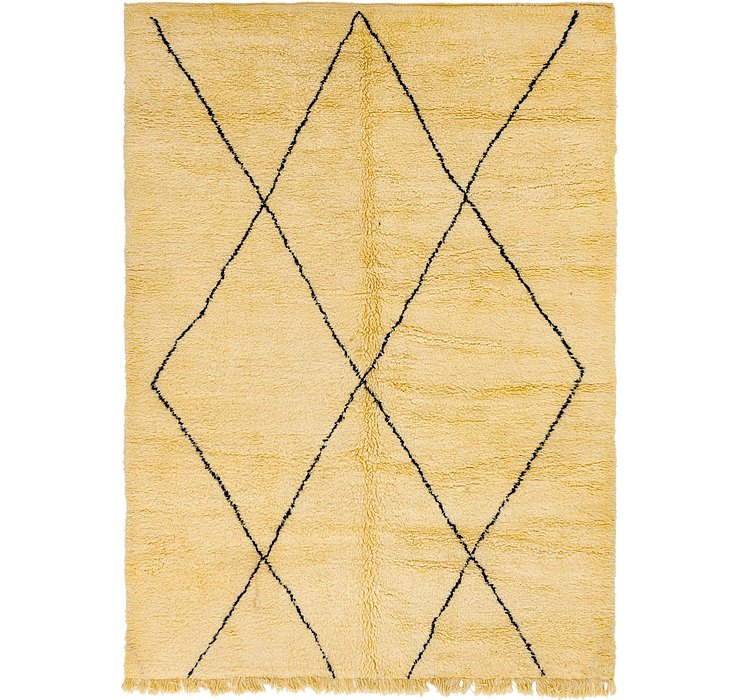 8' 3 x 11' 6 Moroccan Rug