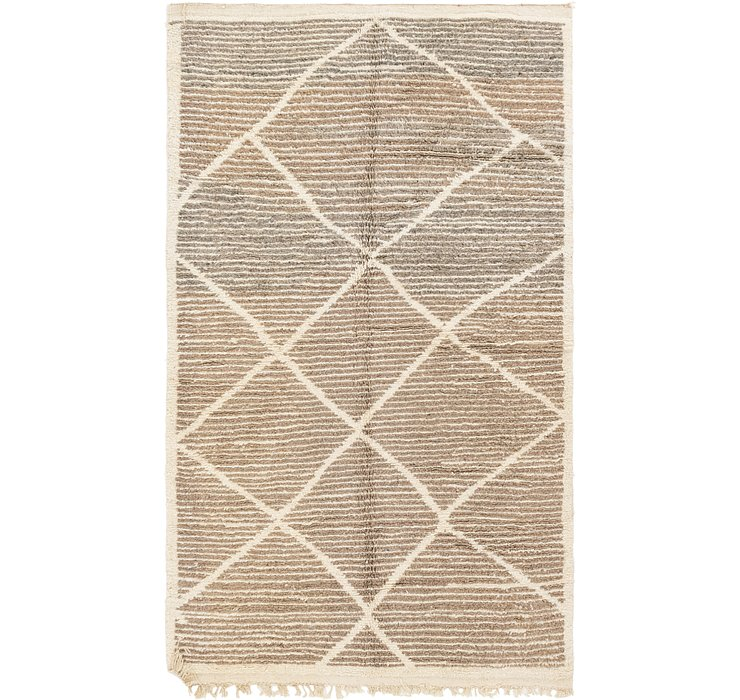 6' 4 x 10' 7 Moroccan Rug