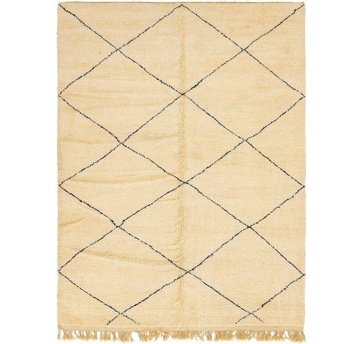 8' 8 x 11' 8 Moroccan Rug