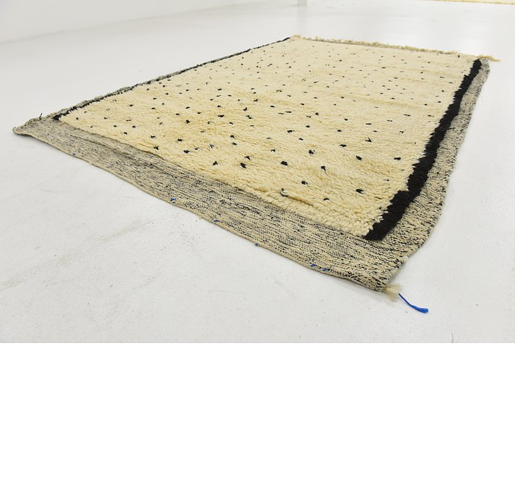 5' 6 x 7' 11 Moroccan Rug