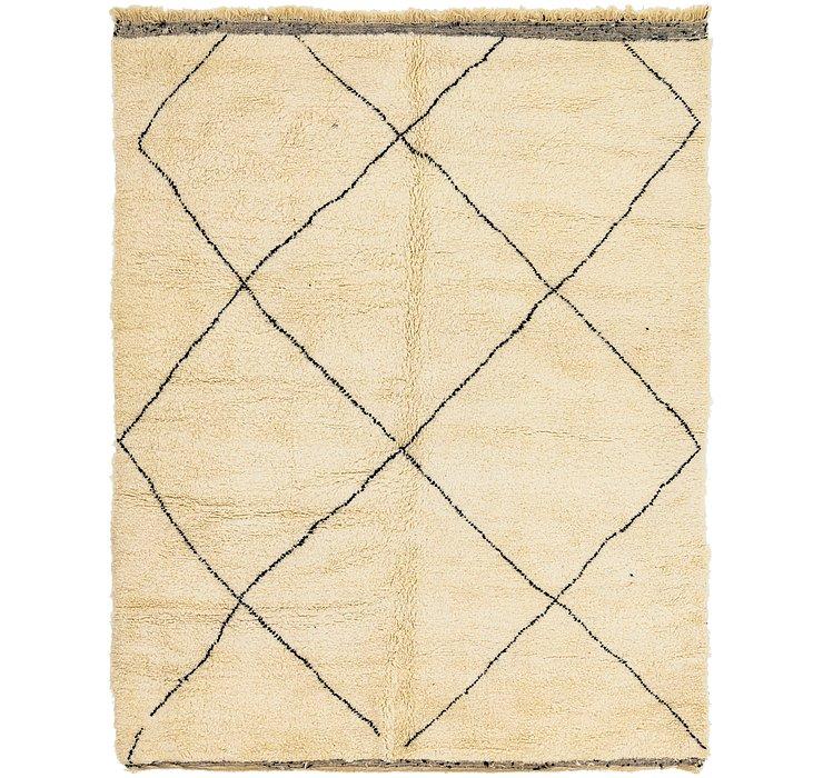 8' 9 x 11' 2 Moroccan Rug
