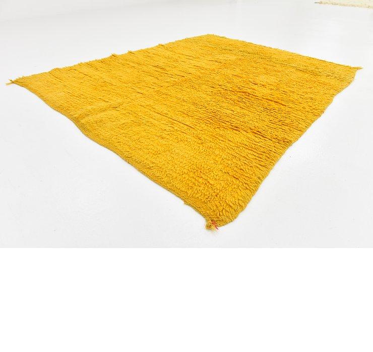 5' x 5' 11 Moroccan Rug