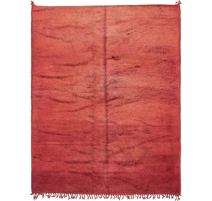 5' 1 x 6' 4 Moroccan Rug