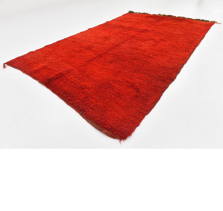 4' 5 x 7' 4 Moroccan Rug