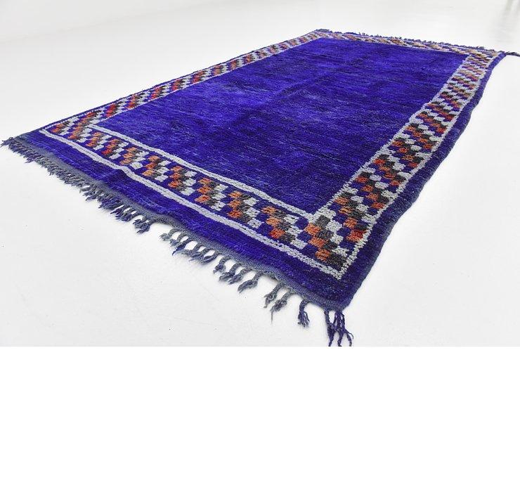 150cm x 257cm Moroccan Rug