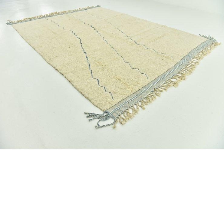 10' x 13' 8 Moroccan Rug