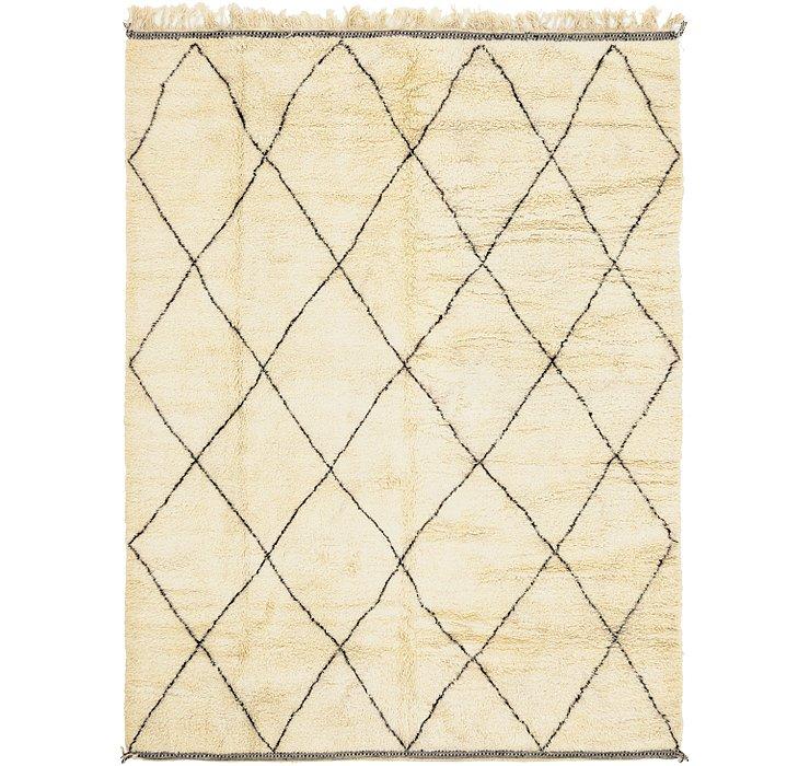 10' 2 x 13' 5 Moroccan Rug