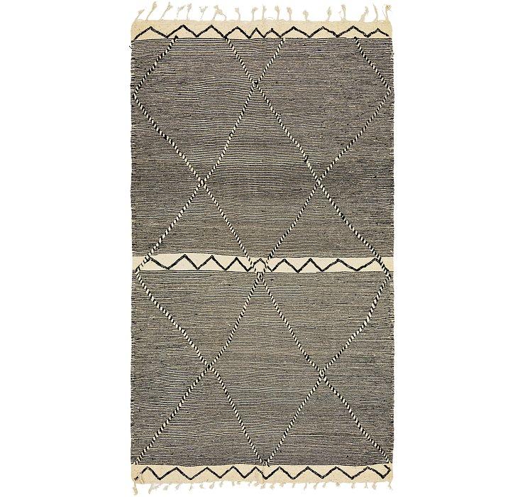 6' x 11' Moroccan Rug