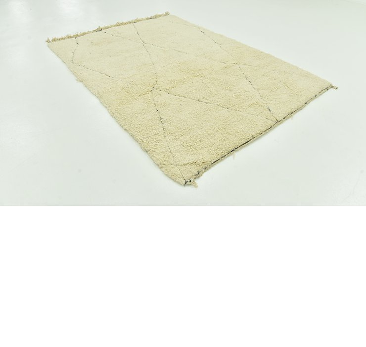 5' 8 x 8' Moroccan Rug