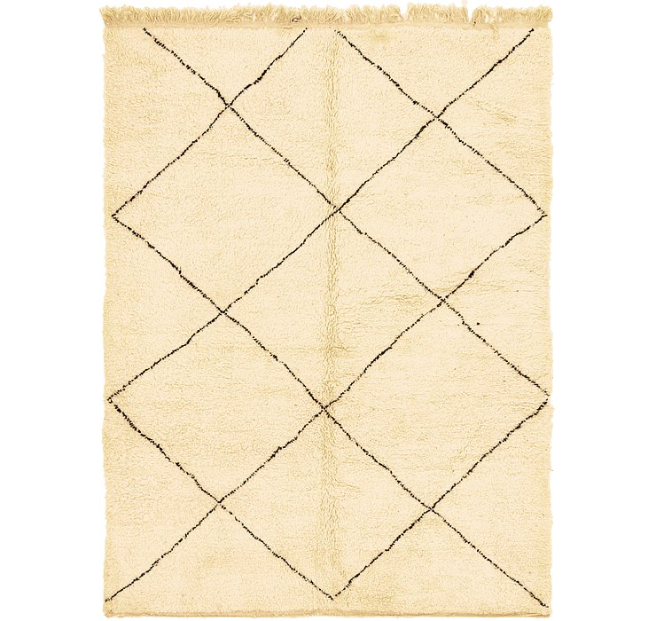 8' 6 x 11' 4 Moroccan Rug