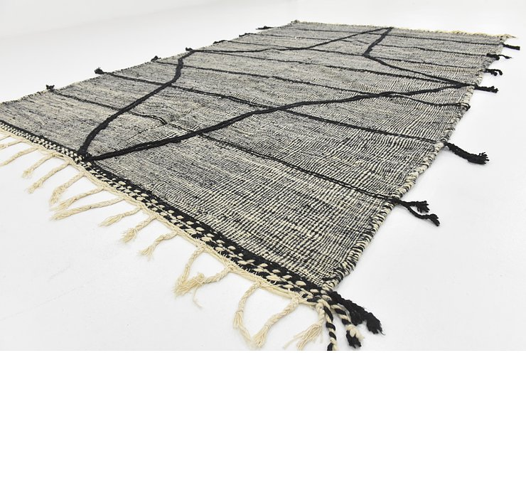 6' 3 x 10' 4 Moroccan Rug