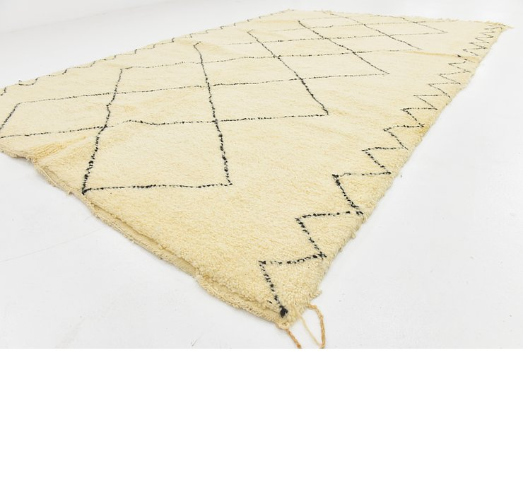 7' 1 x 10' 7 Moroccan Rug